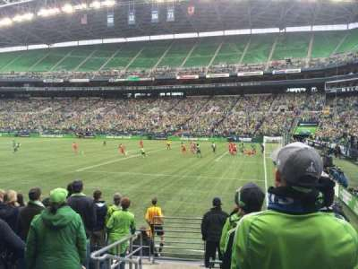Centurylink Field, section: 130, row: I, seat: 13