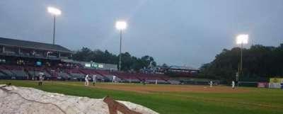 Dodd Stadium, section: 2, row: AA, seat: 1