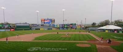 McCoy Stadium section 9