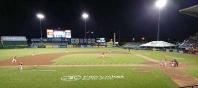 McCoy Stadium section 10