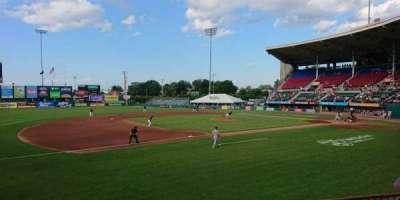 McCoy Stadium section 13