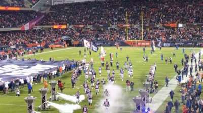Soldier Field section 248