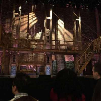 Richard Rodgers Theatre, section: Orchestra, row: E, seat: 111