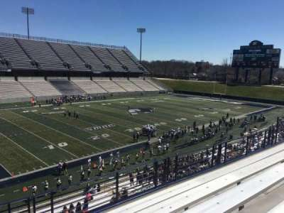 Summa Field at InfoCision Stadium, section: 202, row: 5, seat: 5