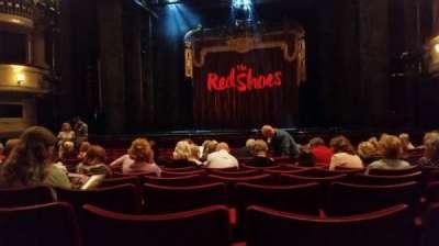 Birmingham Hippodrome, section: Stalls, row: M, seat: 19
