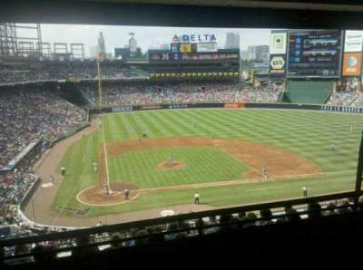 Turner Field section 307
