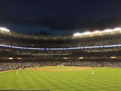 Yankee Stadium, section: 201, row: 1, seat: 5