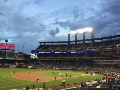 Citi Field, section: 126, row: 30, seat: 23