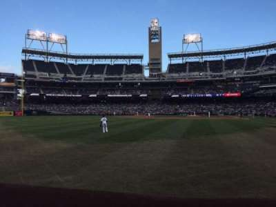 PETCO Park section 126