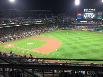 PNC Park section 305