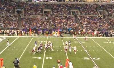 M&T Bank Stadium, section: 102, row: 30, seat: 19