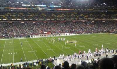FedEx Field, section: 324, row: 9, seat: 20