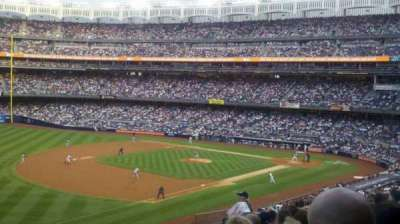 Yankee Stadium section 228