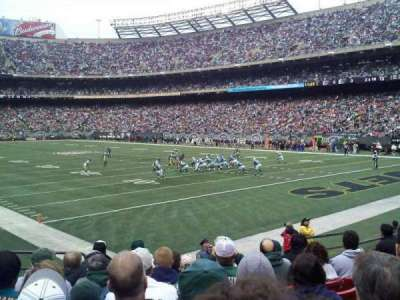 MetLife Stadium, section: 124, row: 8, seat: 9