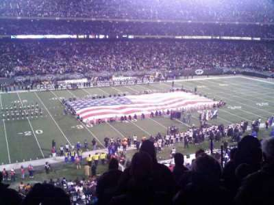 Old Giants Stadium, section: 232C, row: 7, seat: 6