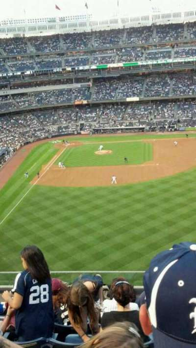 Yankee Stadium section 305