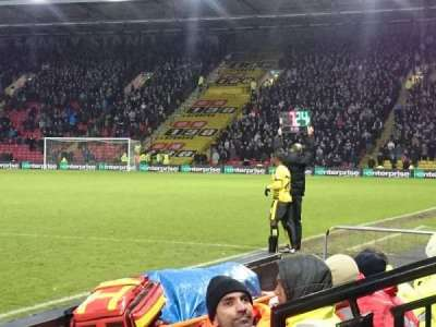 Vicarage Road section SEJ3