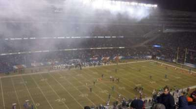 Soldier Field, section: 441, row: 12, seat: 6