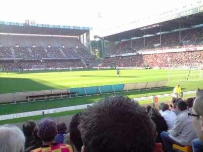 Stade Bollaert-Delelis section Delacourt niveau 0