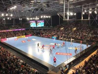 Palais des Sports de Beaulieu, section: 113A, row: R, seat: 175