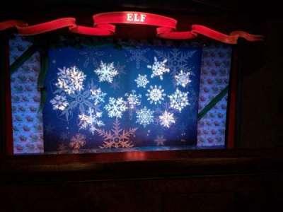 Walnut Street Theatre, section: Mzcntr, row: D, seat: 110