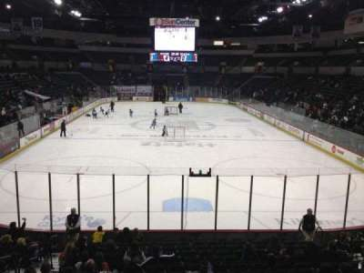 Cure Insurance Arena, section: 111