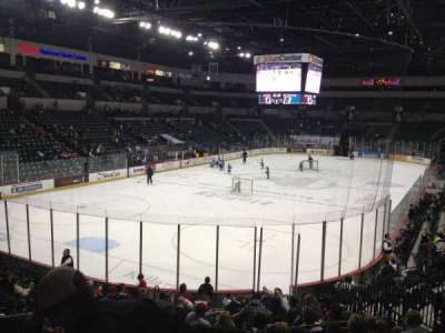 Sun National Bank Center, section: 109