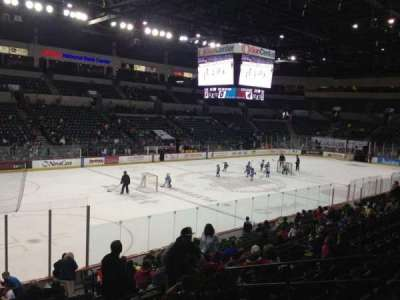 Sun National Bank Center, section: 108