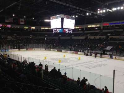 Sun National Bank Center, section: 103