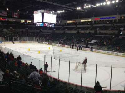 Cure Insurance Arena, section: 103