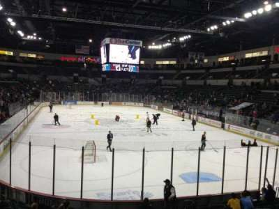 Sun National Bank Center, section: 102