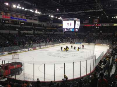 Sun National Bank Center, section: 119