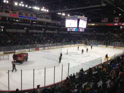 Cure Insurance Arena, section: 118