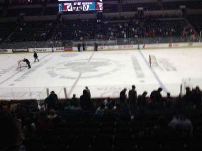 Cure Insurance Arena, section: 115
