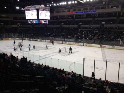 Cure Insurance Arena, section: 113