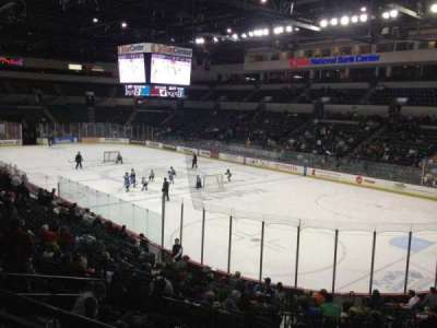 Sun National Bank Center, section: 113