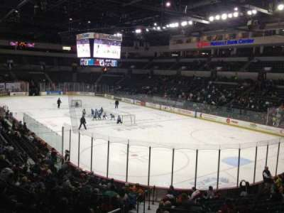 Sun National Bank Center, section: 112