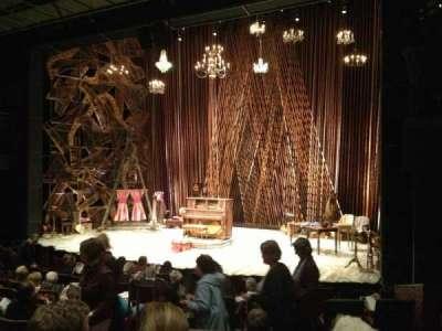 Berlind Theatre, section: Floor 1, row: J, seat: 12