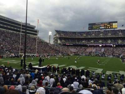 Beaver Stadium section ND