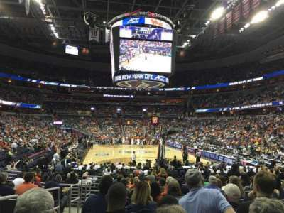 Verizon Center, section: 105, row: L, seat: 2