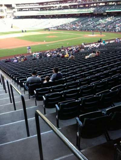 T-Mobile Park, section: 141, row: 35, seat: 34