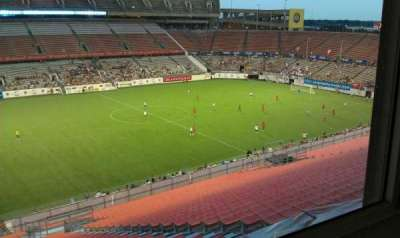 Camping World Stadium, section: PBK, row: 1080, seat: 1001