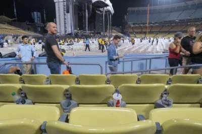 Dodger Stadium, section: 47FD, row: D, seat: 5