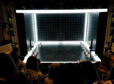 Ethel Barrymore Theatre section Front Mezzanine R