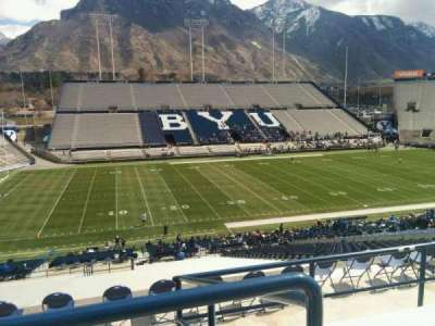 LaVell Edwards Stadium, section: 108, row: 6, seat: 15