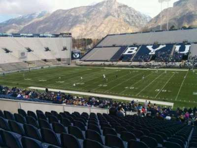 LaVell Edwards Stadium, section: 3, row: 39, seat: 3