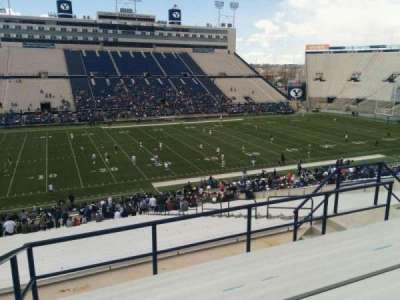 LaVell Edwards Stadium, section: 136, row: 7, seat: 13
