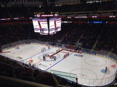 Centre Vidéotron, section: 213, row: E, seat: 29