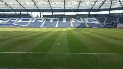 Children's Mercy Park, section: F7, row: 3, seat: 8