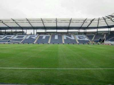 Children's Mercy Park, section: F6, row: 03, seat: 07